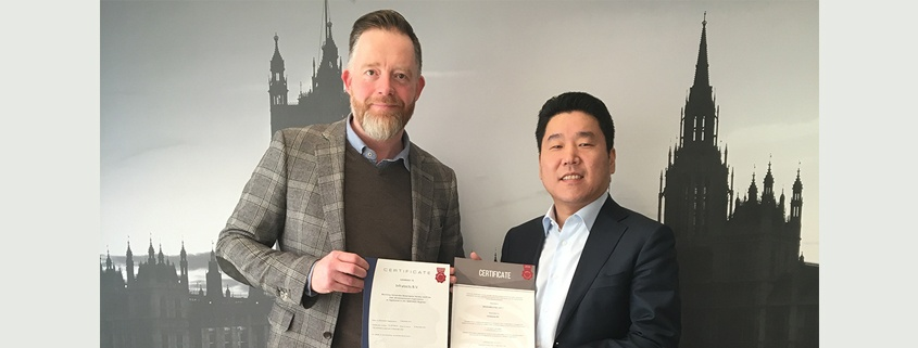inlumi ISAE 3402 type II and ISO 27001 -2017 certified