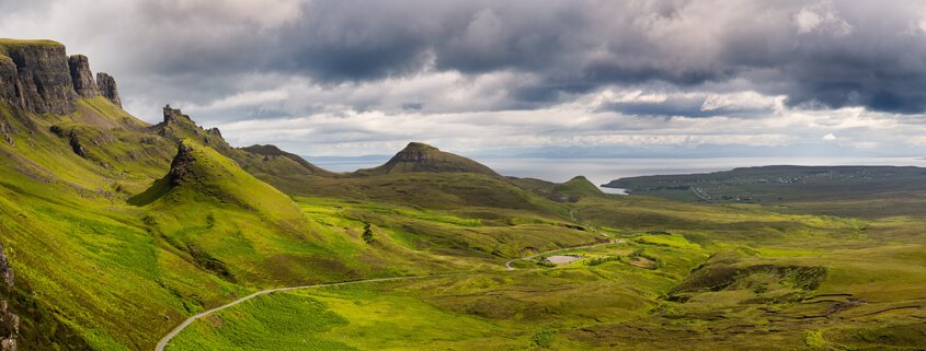 Enabling impact: Rewilding the Scottish Highlands